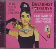 MANCINI - BREAKFAST AT TIFFANY'S CD