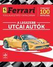 Sergio Ardiani - A legszebb utcai autók - Ferrari foglalkoztató fiataloknak több mint 100 matricával