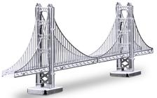 502560 - Metal Earth Golden Gate híd