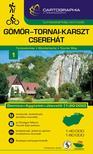Cartographia Kiadó - GÖMÖR-TORNAI-KARSZT TURISTATÉRKÉP 1. 1:40000