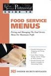 Arduser Lora - Food Service Menus [eKönyv: epub,  mobi]