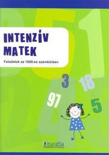 - DI-095107 INTENZÍV MATEK 3. - FELADATOK AZ 1000-ES SZÁMKÖRBEN
