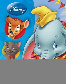 . - Disney Állatok vizes kifestő A4