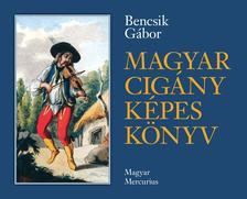 Bencsik Gábor - Magyar cigány képes könyv