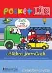 TÖRÖK ÁGNES (SZERK.) - Játékos járművek - PocketLÜK (ALAPLAPPAL)