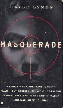 Lynds, Gayle - Masquerade [antikvár]