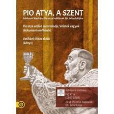 - PIO ATYA A SZENT (DÍSZDOBOZ) - DVD melléklettel