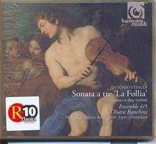 Vivaldi - SONATA A TRE `LA FOLLIA` -ENSEMBLE 415,CHIARA BANCHINI
