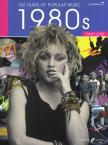 - 100 YEARS OF POPULAR MUSIC,  1980-s PART ONE,  PIANO / VOCAL / GUITAR