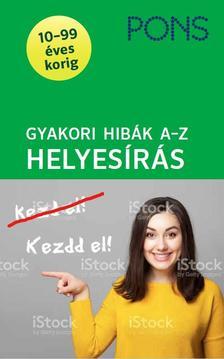 FRÁTER ADRIENNE - PONS Gyakori hibák A-Z - Helyesírás