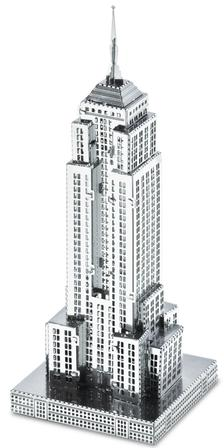 502558 - Metal Earth Empire State Building