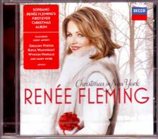 - CHRISTMAS IN NEW YORK CD RENÉE FLEMING