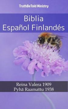 TruthBeTold Ministry, Joern Andre Halseth, Cipriano De Valera - Biblia Espanol Finlandés [eKönyv: epub, mobi]