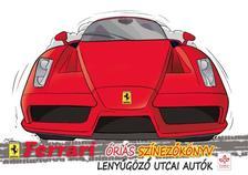 Giorgio Di Vita - Lenyűgöző utcai autók - Ferrari óriás színezőkönyv
