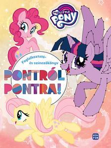 - My Little Pony - Pontról pontra foglalkoztató- és színező