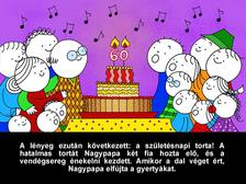 Bartos Erika - Nagypapa születésnapja