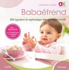 Annabel Karmel - Babaétrend
