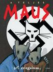Spiegelman, Art - A teljes Maus<!--span style='font-size:10px;'>(G)</span-->