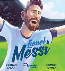 Bodnár Zalán - Messi képeskönyv