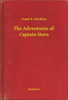 Stockton, Frank R. - The Adventures of Captain Horn [eKönyv: epub, mobi]