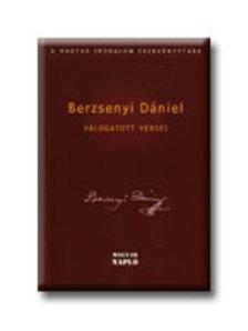 BERZSENYI DÁNIEL - BERZSENYI DÁNIEL VÁLOGATOTT VERSEI - ZSEBKÖNYVTÁR