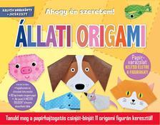 - Állati origami - Tanuld meg a papírhajtogatás csínját-bínját 11 origami figurán keresztül