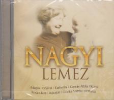 - NAGYI LEMEZ CD