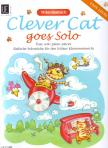 CORNOCK, MIKE - CLEVER CAT GOES SOLO,  EASY SOLO PIANO PIECES