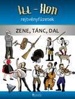 Bazsáné Lehrmann Terézia - Itt-Hon rejtvényfüzetek - Zene, tánc, dal