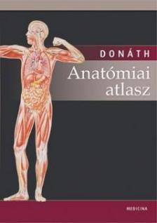 Donáth Tibor - Anatómiai atlasz 12.kiad.