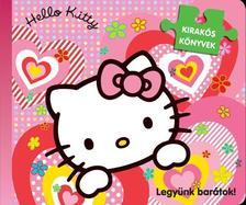 66620 - Hello Kitty - Legyünk barátok kirakós könyv
