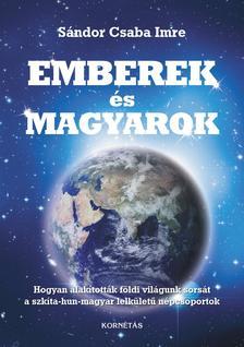 SÁNDOR CSABA IMRE - Emberek és magyarok