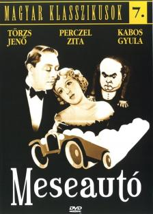 KABOS - MESEAUTÓ  DVD /MAGYAR KL. 7./