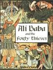 Crane, Walter - Ali Baba and the forty thieves [eKönyv: epub, mobi]