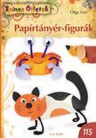 Olga Gre - Papírtányér-figurák<!--span style='font-size:10px;'>(G)</span-->