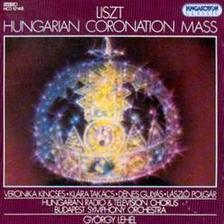 Liszt Ferenc - HUNGARIAN CORONATION MASS - CD -
