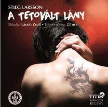 Stieg Larsson - A tetovált lány - hangoskönyv