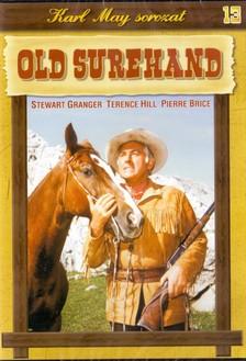 - OLD SUREHAND - KARL MAY SOROZAT 13.  DVD