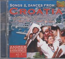 - SONGS & DANCES FROM CROATIA CD