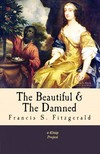 Fitzgerald Francis Scott - The Beautiful and the Damned [eKönyv: epub,  mobi]