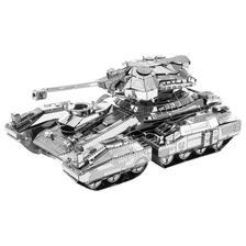 502647 - Metal earth UNSC Skorpió harci jármű