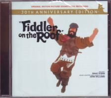 JOHN WILLIAMS - FIDDLER ON THE ROOF CD STERN, JOHN WILLIAMS