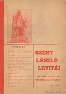 Szent László levitái 1943 [antikvár]