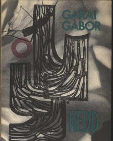 GARAI GÁBOR - Kedd [antikvár]