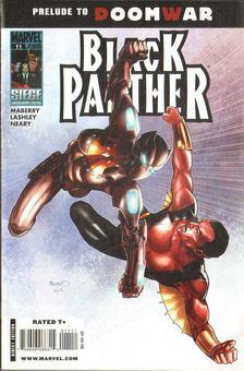 Lashley, Ken, Maberry, Jonathan - Black Panther No. 11 [antikvár]