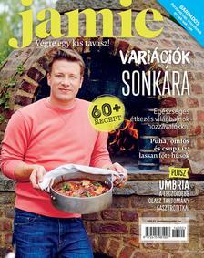 Jamie Oliver - JAMIE MAGAZIN - 2016/2. ÁPRILIS