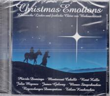 - CHRISTMAS EMOTIONS CD