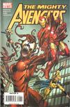 Bendis, Brian Michael, Bagley, Mark - The Mighty Avengers No. 8 [antikvár]