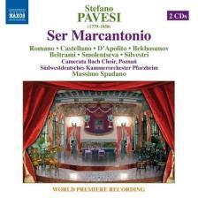 PAVESI - SER MARCANTONIO,2 CD ROMANO,SPADANO