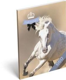 13303 - Notesz papírfedeles A/7 GEO Horse One 17004106